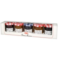 French Click Bonne Maman Mini Confiture Assortiment 5x50g