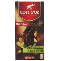 French Click Cote D39or Chocolat Noir Pistache Caram